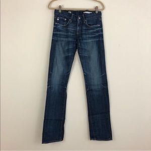 AG Adriano Goldschmied Tomboy Boyfriend Fit Jeans